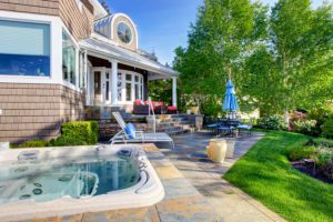 A Hot Tub Could Be Just What Your Pool Or Backyard Needs