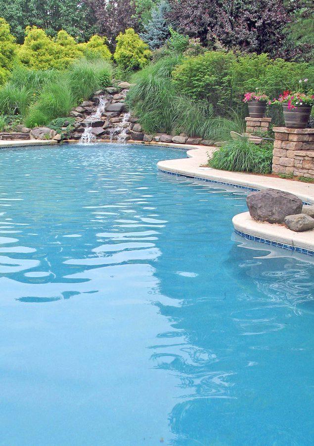 Should You Get A Salt Water Swimming Pool? - Skovish Pools