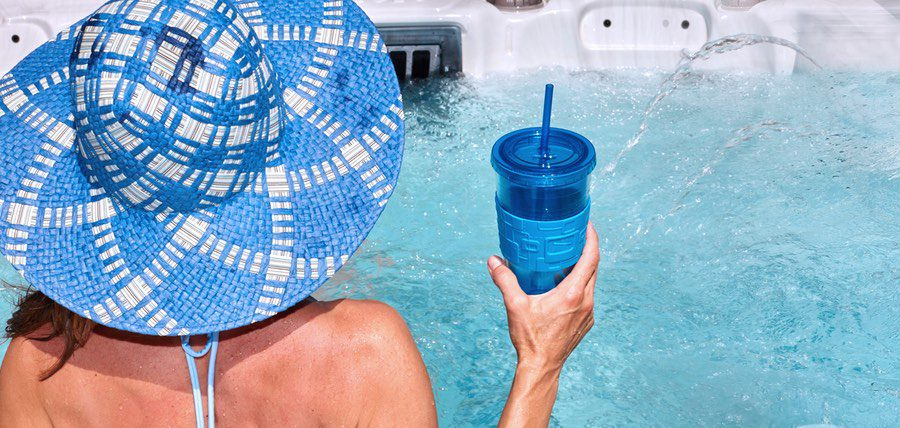 Water Sanitation tips for hot tubs