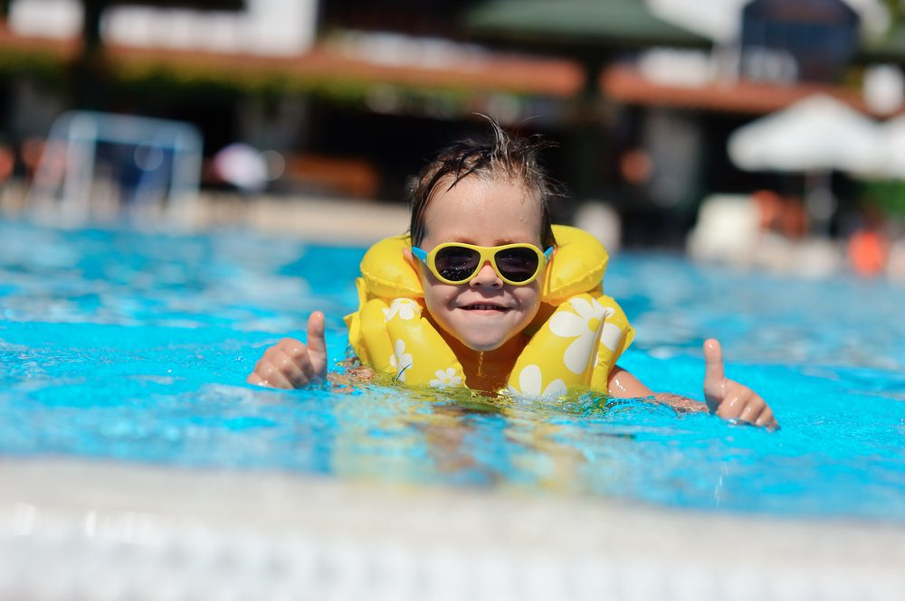 Important Child Pool Safety Tips