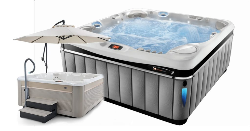 Refresh and Energize with Caldera Spas