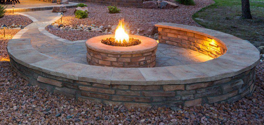 Rings of Fire: 5 Fabulous Ideas for Backyard Fire Pits