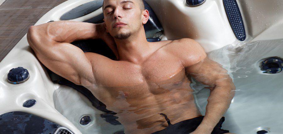 Hot Tub Benefits for Athletes