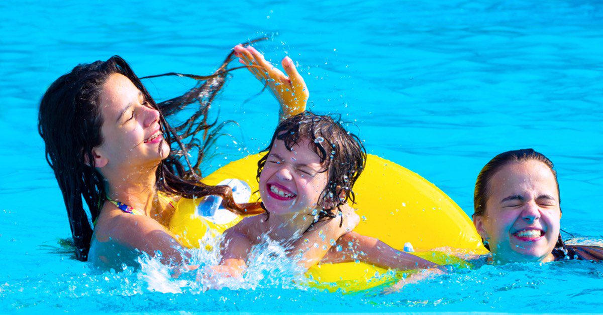 Safety in the Water! A Must Read!