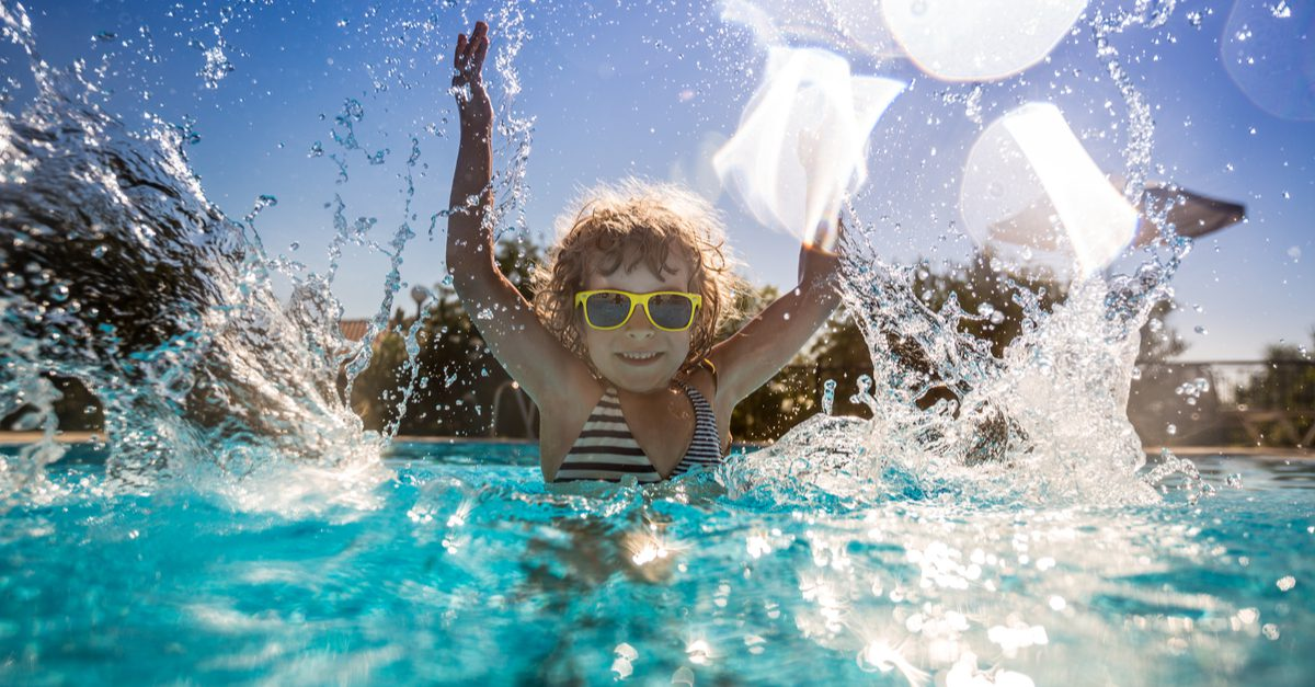 3 Great Game Ideas for a Kids Pool Party