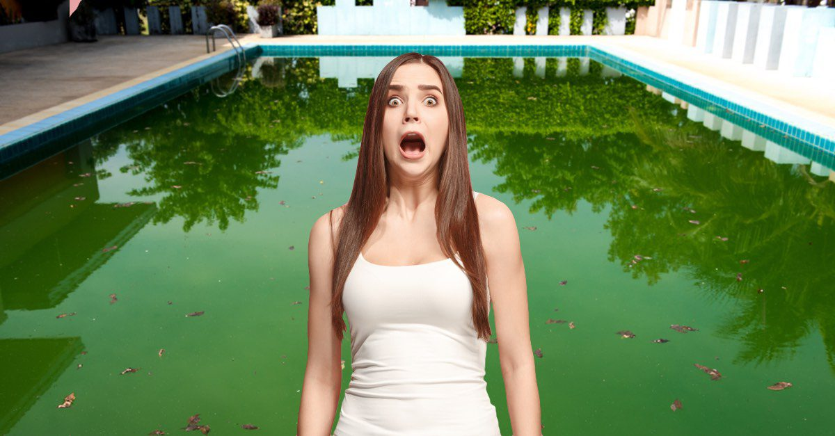 Can I Swim in Green Pool Water? Is It Safe?