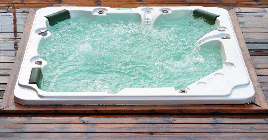 7 Ways To Transform Your Backyard Hot Tub & Spa Area
