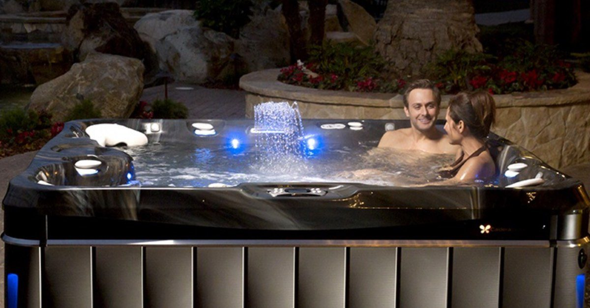 Luxury Hot Tubs and Spas