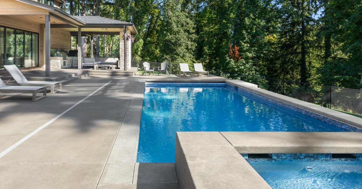 Mountain Top PA Pool Builder Creates Magnificent Designs