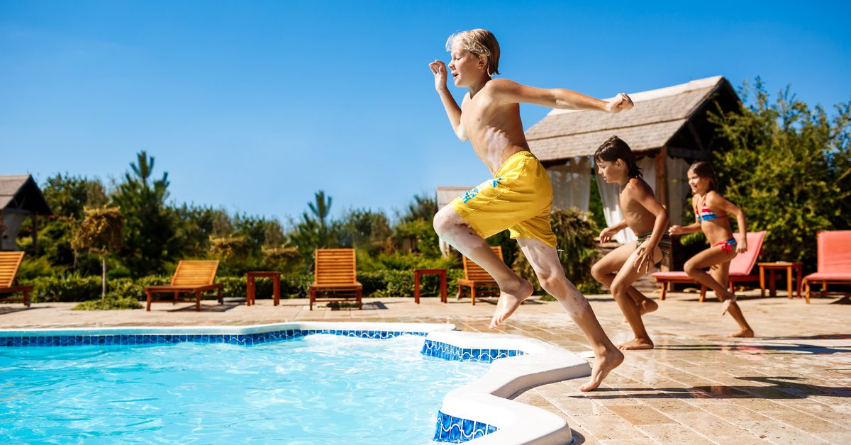 5 Ways To Get In Water Faster; Pool Opening Services
