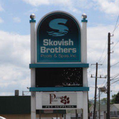 Skovish Pools & Spas, Retail Stores